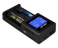 GOLISI S2 2.0A - inteligentná nabijačka s LCD displejom