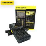 Nitecore D2 nabíjačka s displejom - 2 sloty SYSMAX Industry Co., Ltd.
