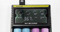 Nitecore D4 nabíjačka s displejom - 4 sloty SYSMAX Industry Co., Ltd.