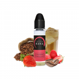 STRAWBERRY FRAPPUCCINO  / Jahodové frappuccino - Imperia Catch' a Bana  shake & vape 10ml