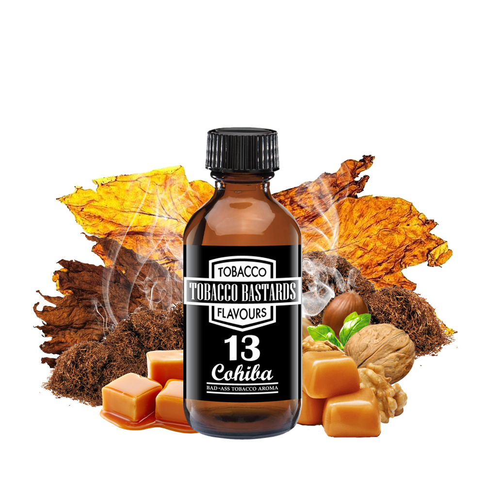 Tobacco Bastards No.13 COHIBA - aroma Flavormonks