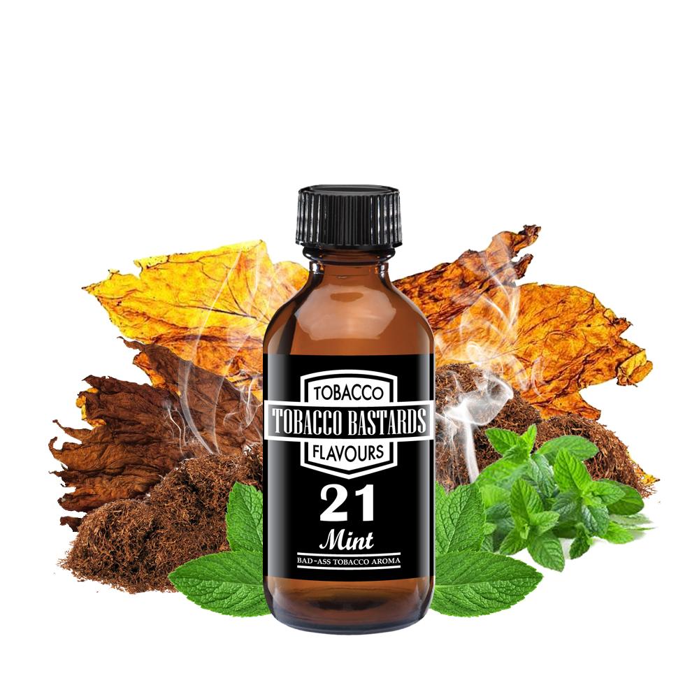Tobacco Bastards No.21 MINT - aróma Flavormonks
