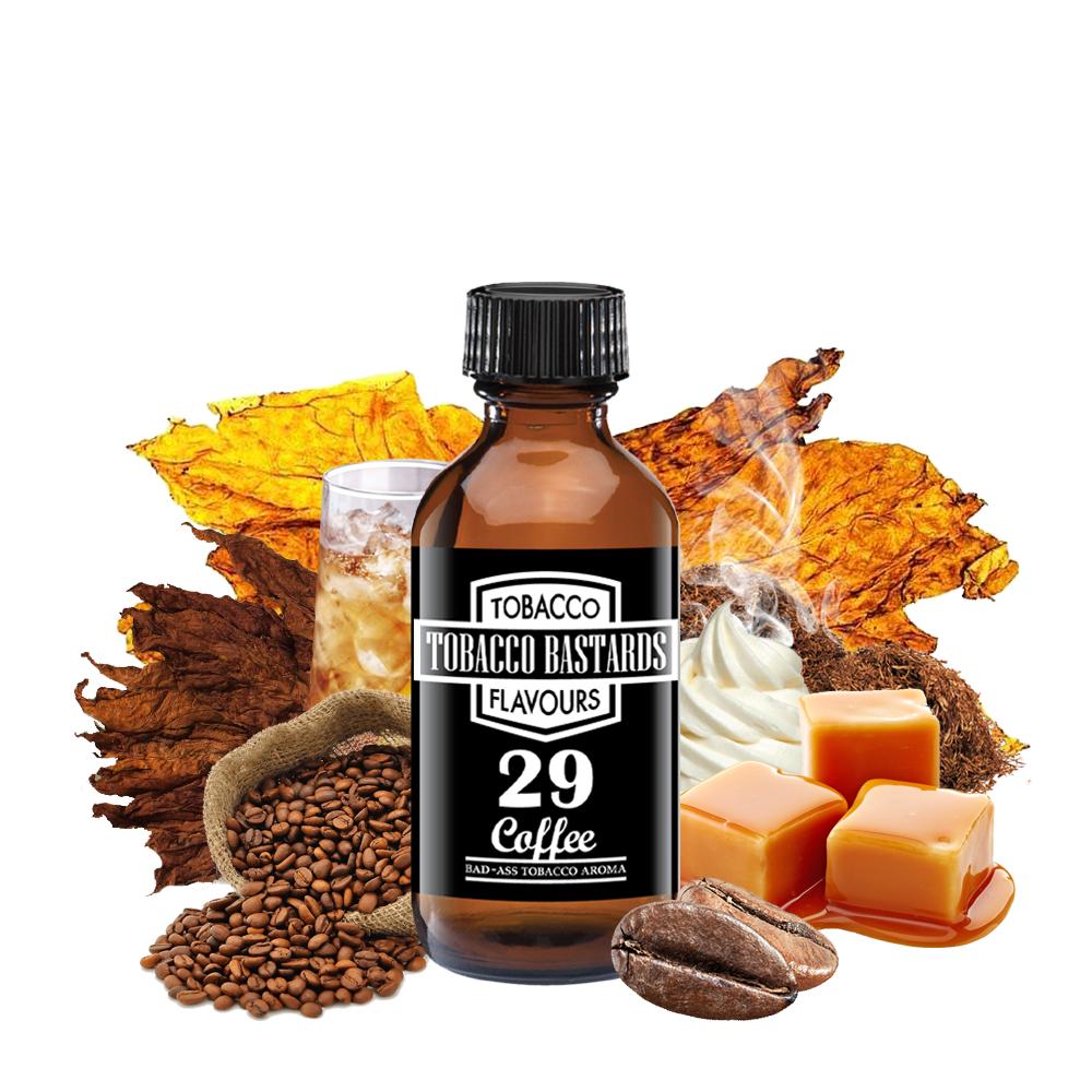 Tobacco Bastards No.29 COFFEE - aróma Flavormonks