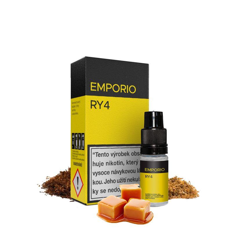 RY4 - e-liquid EMPORIO 10 ml EXP:12/20 Imperia