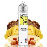 BANANA NUT / Banánový chlieb s orechmi a karamelom - Element shake&vape 15ml
