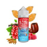 BLENDED RED BERRIES / Maliny, ríbezle & tabak - shake&vape AL CARLO 15 ml