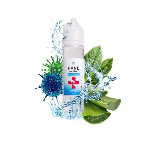 HAND SANITIZER - Antibakteriálny roztok 60 ml