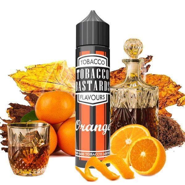 ORANGE TOBACCO - shake&vape Flavormonks 12 ml