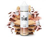 S´MORE ME / Grahamové sušienky s marshmallow a čokoládou - aróma Pro Vape Take Mist shake&vape 20ml