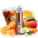 THAI CHAI BOBA OHNE Cooling - PJ Empire -  shake&vape Slushy Queen 20 ml