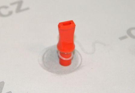 Plochý náustok Vision k clearomizérům CE4 +, V2 so závitom