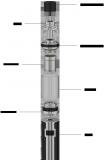 Joyetech Unimax 22 - elektronická cigareta 2200mAh
