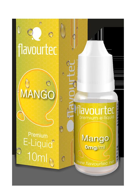MANGO - 10ml FLAVOURTEC