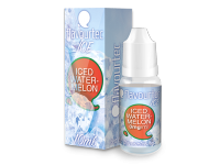 ICED WATERMELON - 10ml FLAVOURTEC