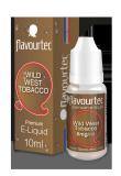 WILD WEST TOBACCO - e-liquid FLAVOURTEC 10ml