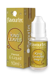 KING LEAVES - e-liquid FLAVOURTEC 10ml