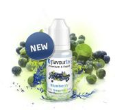 ČUČORIEDKA (Blueberry) - e-liquid FLAVOURTEC 10 ml