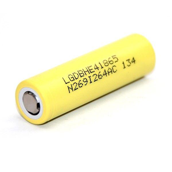LG HE4 - batéria 18650 - 2500mAh 20A
