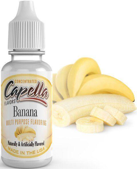 BANÁN / Banana - Aróma Capella
