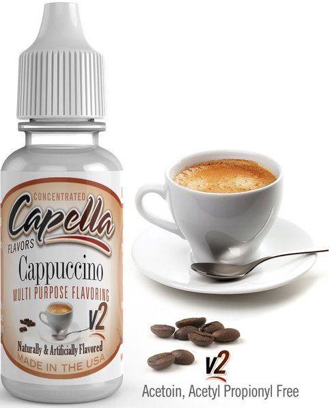 KAPUČÍNO / Cappuccino V2 - Aróma Capella