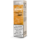 BROSKYŇA S CITRÓNOM - Kick Man - Dekang Cloud Line 10 ml