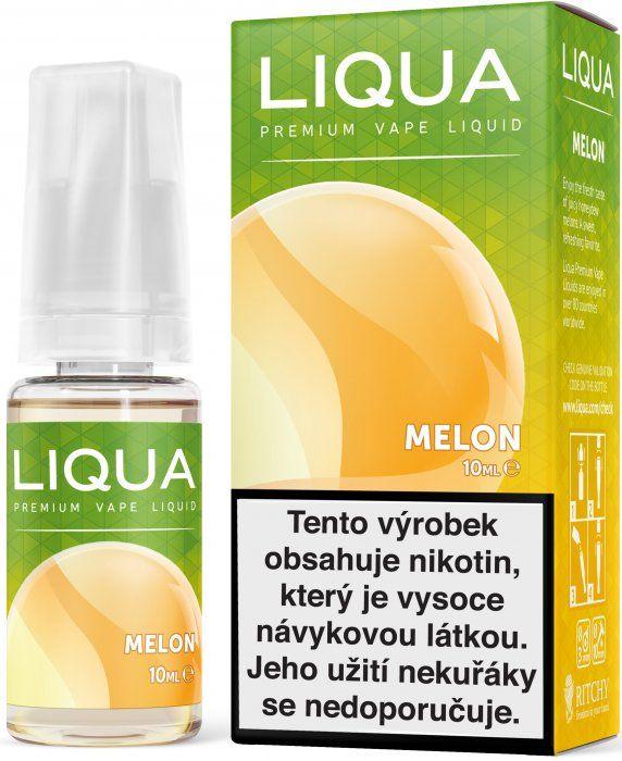 CUKROVÝ /ŽLTÝ/ MELÓN / Melon - LIQUA Elements 10 ml