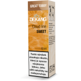 TABAK S ORECHMI - Great Tobby - Dekang Cloud Line 10 ml