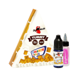 ŠKORICOVÉ CEREÁLIE (Cinnamon Cereal) - aróma Big Mouth YUMMY - 10ml
