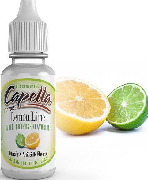 CITRÓN a LIMETKA / Lemon Lime - Aróma Capella