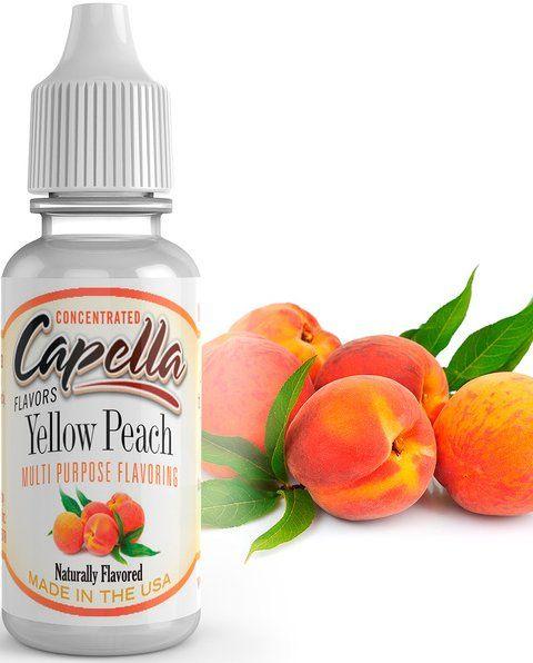 SLADKÁ ŠŤAVNATÁ BROSKYŇA / Yellow Peach - Aróma Capella