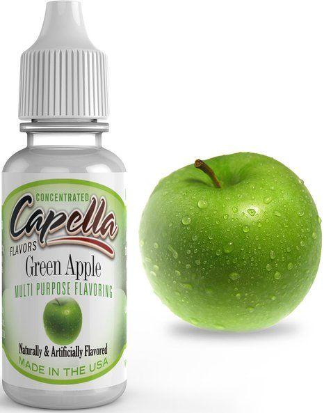 ZELENÉ JABLKO / Green Apple - Aróma Capella