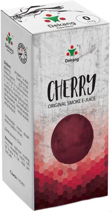 ČEREŠŇA - Cherry- Dekang Classic 10 ml