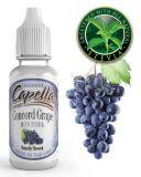 HROZNOVÉ VÍNO SO STÉVIOU / Concord Grape with Stevia - Aróma Capella 13 ml
