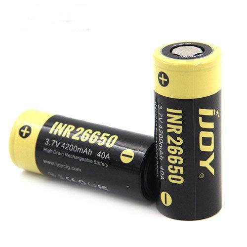 Batéria IJOY INR 26650 - 4200mAh 40A