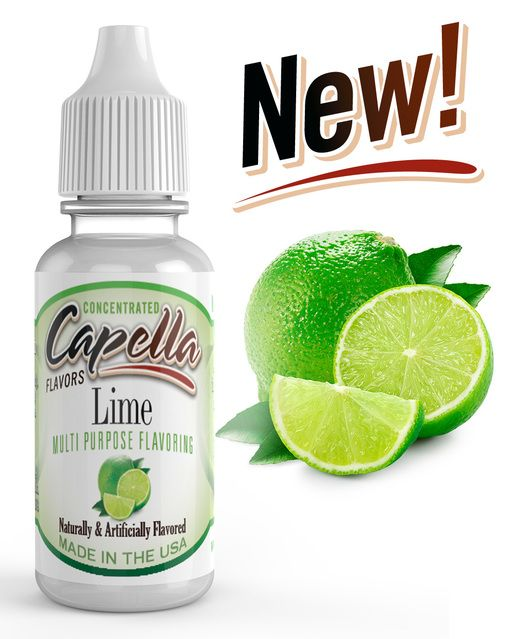 LIMETKA / Lime - Aróma Capella