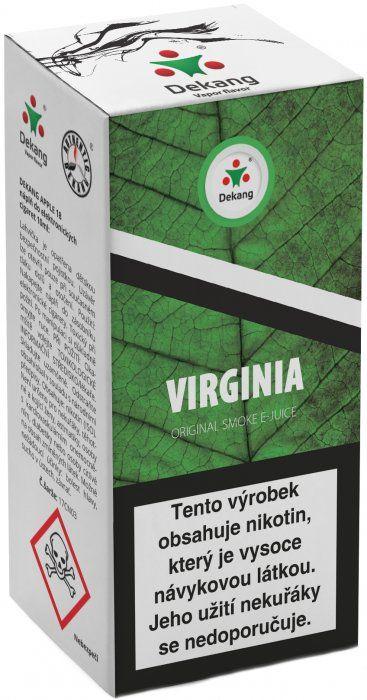 VIRGINIA - Dekang Classic 10 ml