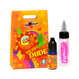 SLADKÝ TABAK (Yeah Dude) - aróma Big Mouth ALL LOVED UP - 10 ml
