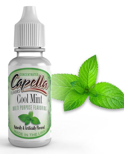 ĽADOVÁ MÄTA / Cool Mint - Aróma Capella
