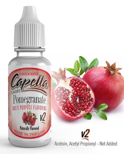 GRANÁTOVÉ JABLKO / Pomegranate V2 - Aróma Capella