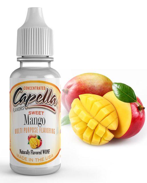 SLADKÉ MANGO / Sweet Mango - Aróma Capella