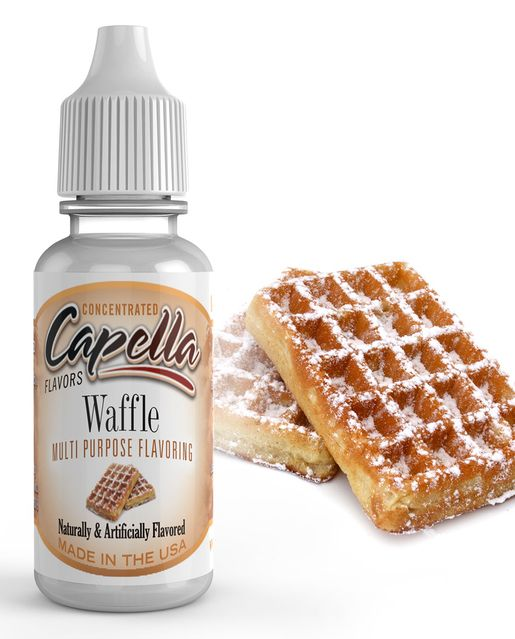 WAFFLE - Aróma Capella
