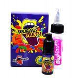 KYSLÉ ŽELÉ CUKRÍKY (Worms Party) - aróma Big Mouth CLASSICAL - 10 ml
