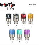 Acrylic Drip Tip 510