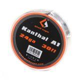 GeekVape KANTHAL A1 odporový drôt - 10m | 24 GA (0,5mm), 26 GA (0,4mm), 28 GA (0,32mm)