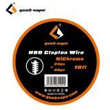 Geekvape N80 CLAPTON drôt (24GA+36GA), 3m
