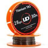 Drôt UD TITANUM TA1 28GA (0,3mm), 9,5m