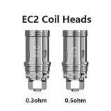 Žhaviaca hlava Eleaf EC2 pre Melo 4 | 0.3ohm, 0.5ohm