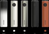 Batéria JOYETECH EXCEED D19 - 1500mAh | strieborná, čierna, čierno-biala, biela, oranžová