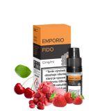 FIDO (Malinový krém s jahodou a čerešní) - E-liquid Emporio Salt 10ml | 12 mg, 20 mg