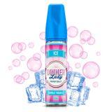 BUBBLE TROUBLE ICE / žuvačky s coolingom - shake&vape Dinner Lady Ice 20 ml